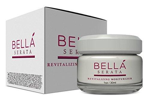 Bella Serata- Revitalizing Moisturizer- Best Selling Breakthrough Formula To Boost Collagen and Elastin- Deeply Hydrate Skin and Diminish Fine Lines and - La Bella Moisturizer
