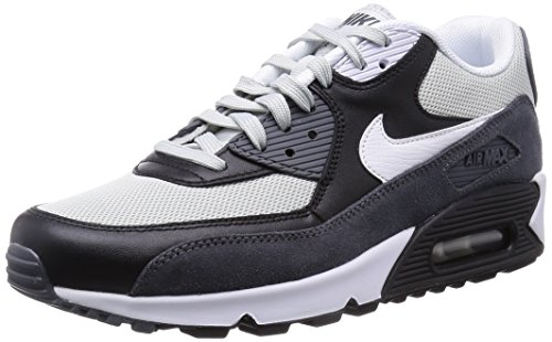 Galleon - Nike Air Max 90 Essential Men's Running Shoes 537384-037 Grey  Mist 8 M US