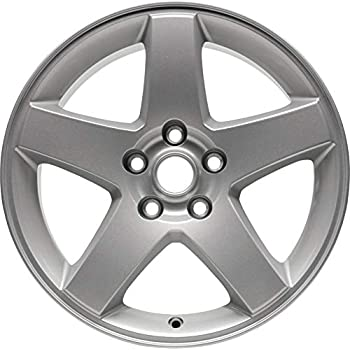 Partsynergy Replacement For New Aluminum Alloy Wheel Rim 16 Inch Fits 07-10 Toyota Sienna 6 Spokes 5-114.3mm