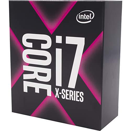 Intel Core i7-9800X X-Series Processor 8 Cores up to 4.4GHz Turbo Unlocked LGA2066 X299 Series 165W Processors (999AC3)
