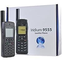 Iridium 9555 Satellite Phone w/Prepaid Sim (5000 Minutes)
