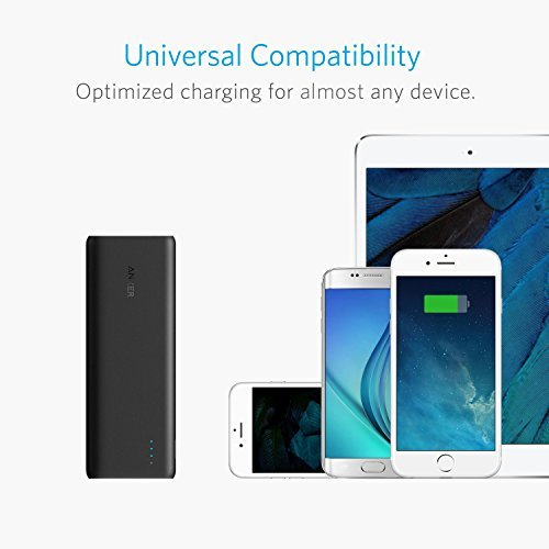 Anker PowerCore Speed 20000, 20000mAh Qualcomm Quick Charge 3.0 & PowerIQ Portable Charger, with Quick Charge Recharging, Power Bank for Samsung, iPhone, iPad and More by Anker (Image #7)