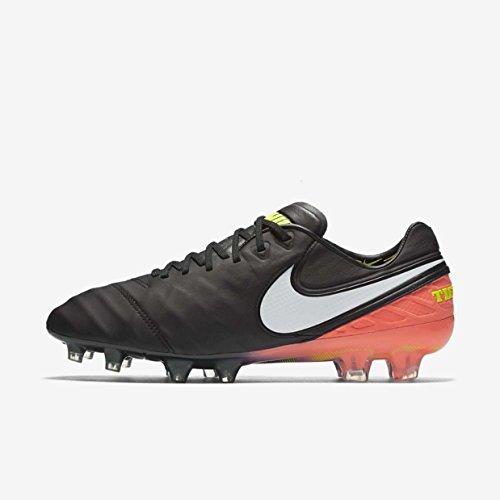 Nike Tiempo Legend VI ナイキ メンズ ティエンポ レジェンド サッカースパイク 819177-018 [並行輸入品] B076KFQWFW 25.0 cm