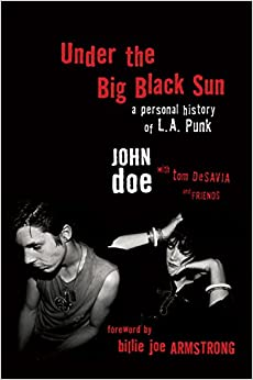 Image result for under the big black sun john doe