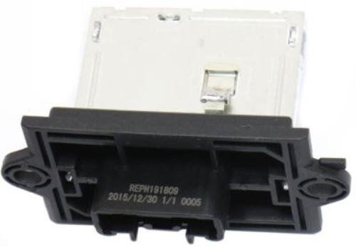 CPP Direct Fit 12V Blower Motor Resistor for Nissan Cube, Versa