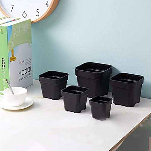 suculenta jardín Tiesto Vintage Decorativo plantador de Cajas de Madera Cajas rectángulo Tabla Tiesto Ollas jardín del envase: 12-pequeña-2: Amazon.es: Hogar