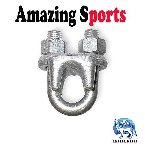 Amazing Sports Machine Wire Lock 4 Pieces Heavy Duty Price & Reviews