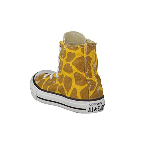Converse Zapatillas All Star Hi Graphics Amarillo EU 30