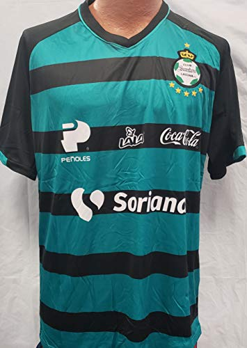 New! Santos Laguna Generic Replica Jersey Adult Size Medium by Liga MX