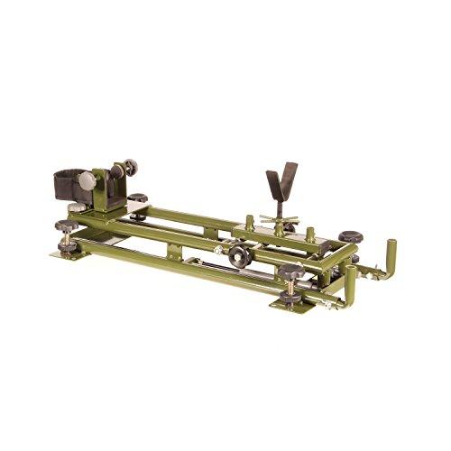 HYSKORE 1003639 Dual Damper Machine Rest ()
