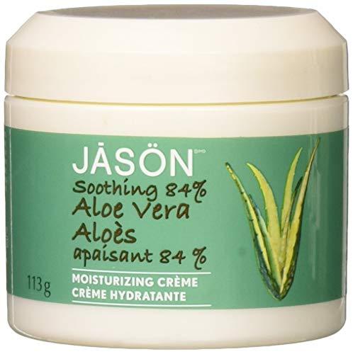 Jason Natural Products Ultra-Comforting Aloe Vera Moisturizing Creme, 4 Ounce