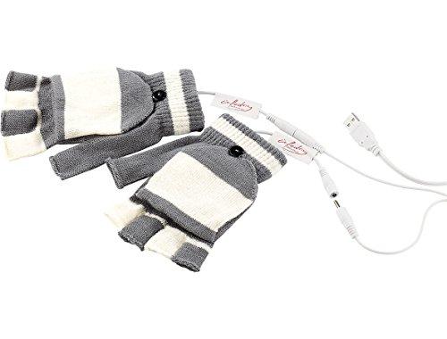 infactory Beheizte USB-Handschuhe