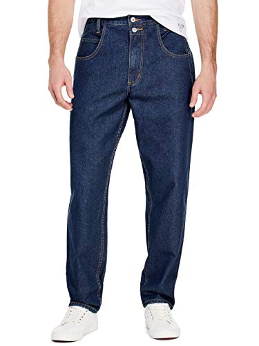 GUESS Factory Men's Pascal Relaxed Tapered
