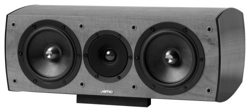 Cen Center - Jamo C80 CEN Center Channel Speaker (Single, Black)