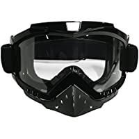 Motorcycle Goggles, Motocross Goggles Grip For Helmet,...