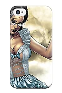 FuWfOhp5163tVcIC Case Cover, Fashionable Iphone 4/4s Case - Little Bo Peep