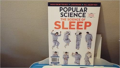 Popular Science Special Edition The Science Of Sleep 2017 Spc
