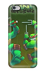 6 Plus Awesome Case Cover Compatible With Iphone 6 Plus Teenage Mutant Ninja Turtles 3