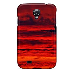 Galaxy High Quality Tpu Case/ Red River CwCLysX5404iuLJS Case Cover For Galaxy S4