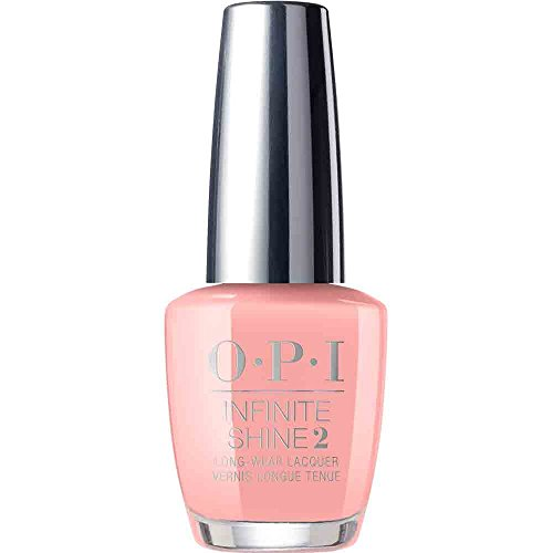 OPI Infinite Shine Nail Polish, Hopelessly Devoted To OPI, Peach, 0.5 fl. (Opi Peach)