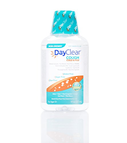 DayClear Cough Cold Flu