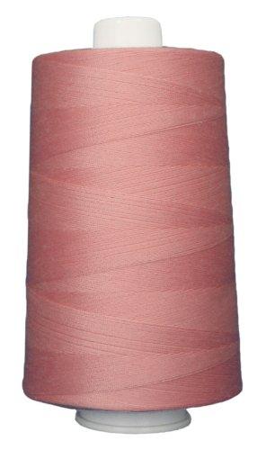 Superior Threads Omni Thread Tex 30/40 wt. Machine Sewing Thread 6000 Yards Cone; 3131 Light Rose 134-02-3131