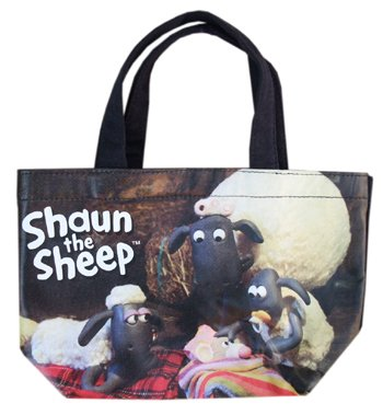 Shaun The Sheep sudore Lunch Bags mouse 8884 (Shaun the Sheep) e Gromit borsa Tote Bags caratteri merci Le merci NHK Wallace] (Japan import / Il pacchetto e il manuale sono in giapponese)