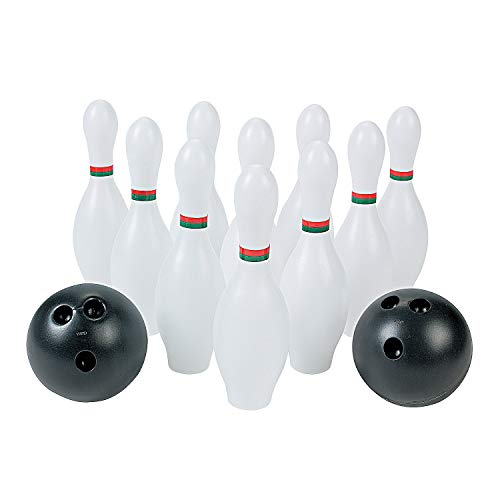 Fun Express - Bowling Set (12pc) - Toys