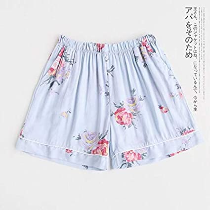 Enthusiastic Floral Shorts Women's Clothing Clothes, Shoes & Accessories
