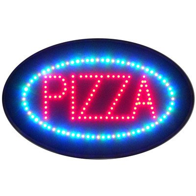 Neonetics 5PZLED Pizza LED Sign