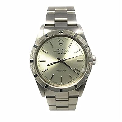 Rolex Air-King Swiss-Automatic Male Watch 14010 (Certified Pre-Owned) by Rolex