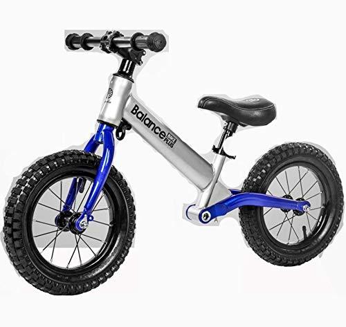 Auto bilanciamento Auto da Corsa per Bambini Auto Scorrevole Auto Giocattolo 2-3-8 Anni Yo Auto Nessuna Bicicletta a Pedali ( Colore   Blu )
