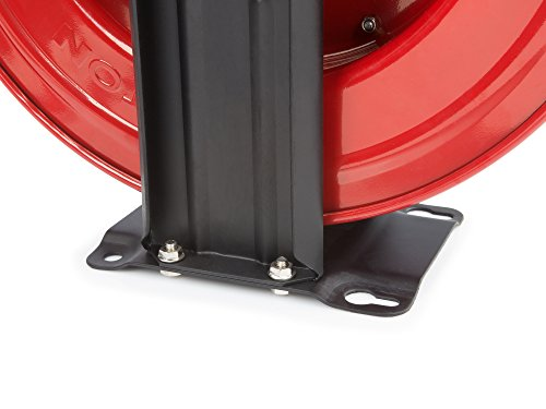 TEKTON 50-Foot by 3/8-Inch I.D. Dual Arm Auto Rewind Air Hose Reel (250 PSI) | 46875 by TEKTON (Image #8)