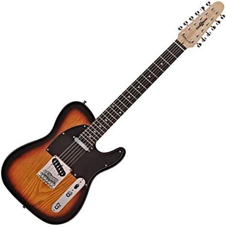 Knoxville guitarra eléctrica barata