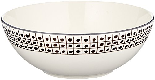 White All Purpose Bowl (Lenox Around the Table Dot All Purpose Bowl, White)