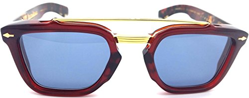 Jacques Marie Mage Arapaho burgundy - Marie Jacques Sunglasses Mage
