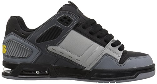 OSIRIS Shoes PERIL Charcoal Black Yellow