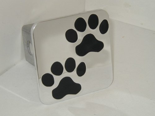 - Paws Hitch Cover Black