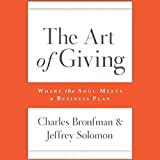The Art of Giving: Where the Soul Meets a Business Plan