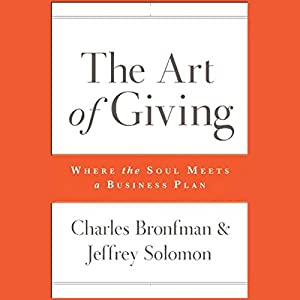 The Art of Giving Audiobook
