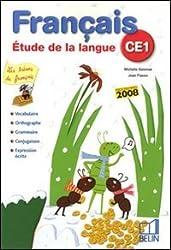 Français CE1 : Etude de la langue