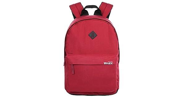 82a4bb399 Mochila Color Bolt Vermelha Travel Max: Amazon.com.br: Papelaria e  Escritório