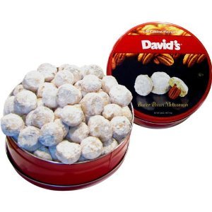 (David's Cookies Butter Pecan Meltaways 2-Pack)
