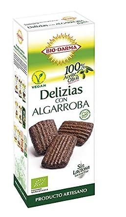 BIO DARMA, Galleta fresca de avena (Algarroba) - 125 gr ...