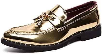 9f605df9559dd Shopping Last 90 days - Gold - Loafers & Slip-Ons - Shoes - Men ...