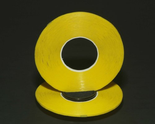 "Graphic Chart Tape, Yellow, 1/64"" x 648"""