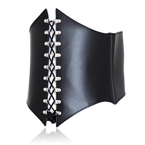 [Masquerade Halloween cosplay set BDSM Fetish Bondage Fetter Flirting Sex costume kit,Waist] (Clever Halloween Costumes Couple)
