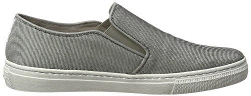 Gabor Shoes Fashion, Zapatillas para Mujer Plateado (silber 60)