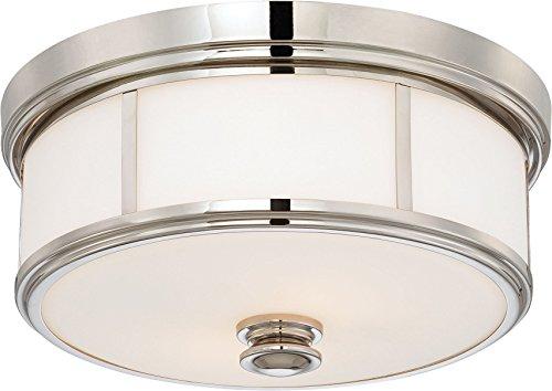 Minka Lavery Flush Mount Ceiling Light Round 4365-613 120w (6