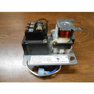 TYCO 44298-001/21W89 RELAY TRANSFORMER PRIMARY:120V 50/60HZ, SECONDARY:24V, 40VA